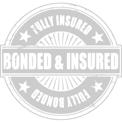 Bonded & Insured